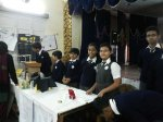 Science Exhibition by the students of Std. IV-VII