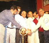 Inaugural function at DBMS school Picture by Uma Shankar Dubey